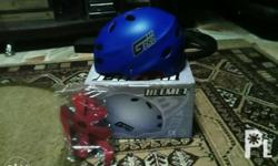 G pro Bicycle Helmet with extra foam brand new