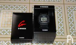 Selling G Shock Solar.. I also accept shipment through