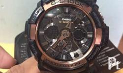 Slightly used original gshock watch