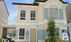 Gabrielle house and lot model 18mins to Mall of Asia.
