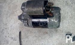 Galant starter for sale good condition.