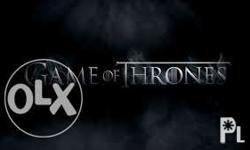 Game of Thrones HD copy from Season 1 to Season 6 with