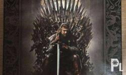 Game of Thrones The Complete First Season 5-disc DVD