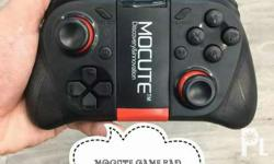 ONHAND GAME PAD BY MOCUTE FIX PRICE : P780 100 % BRAND