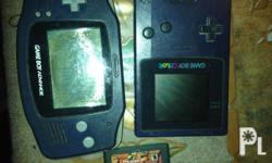 gameboy advance buy 1 take 1 no charger in good