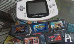 Gameboy Advance Bundle Pre-owned in Excellent