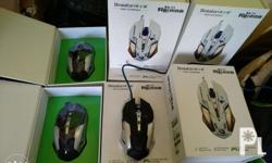 Gaming Mouse with 20million clicks You can contact me