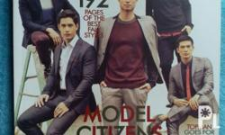 September 2013 Issue - Mikael Daez August 2015 Issue -