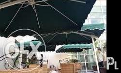 HEAVY DUTY GARDEN UMBRELLA FREE SITE INSPECTION FREE