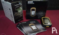 Rugged Handheld GPS with Enhanced Capabilities