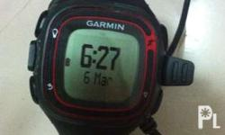 Slight used garmin watch for sale. Good as new. Sayang