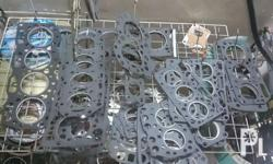 Gasket fabrication for all engine asbestos, copper