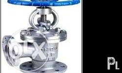 We are selling brand new and surplus valves * Gate