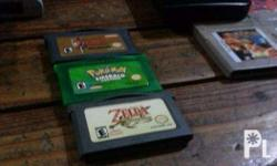bundle includes 3 game carts bootlegs working carts