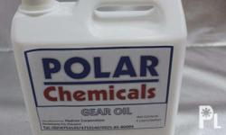 Gear oil is a technical and industrial grade cleaning
