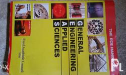 General engineering and applied sciences Reviewer book