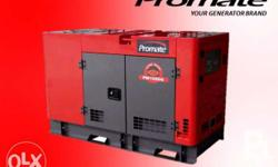 Promate Stationary Diesel Generator PM15 SDGT THREE