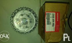 Clutch housing for wave 125..brandnew for only 1800