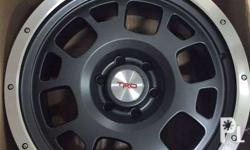 Genuine Rims and tires! We import rims and tires from