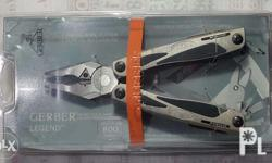 Gerber Legend 800 (Made in USA) Multi-tools Brandnew