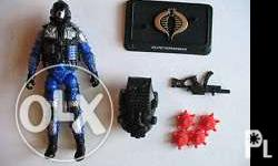 For sale, a brand new 50th Cobra Elite Horseman from