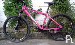 FOR SALE : Giant Atx690 Mountain Bike for Ladies, 26r,