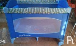 Giant carrier baby crib