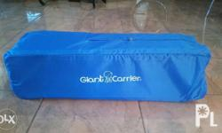 Giant carrier baby crib Pack and carry With rocking