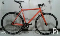 For sale fixie bike giant fixer s All genuine parts All