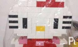 Made of lego-like large blocks... php250 for shipping