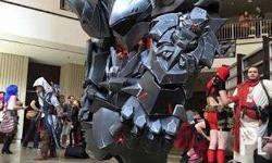 Giant mecha suits for sale. Optimus prime Bumblebee