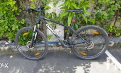 Gian talon mountain bike 9/10 condition Rarely use. I
