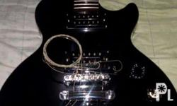 selling my Gibson epiphone special edition II electric