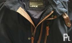 """Used only once. chest width: 21.5"""" jacket length: 27"""""""