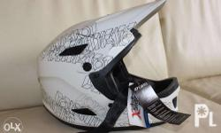 GIRO CIPHER FULL FACE HELMET - brandnew complete w/