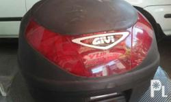 2nd hand Orig givi box micro 2 26liters No defects