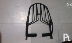 Givi bracket for r150 for only 500 pesos.. Good as