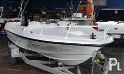 GLASTRON SPEEDBOAT 17FT Model: Glastron Craft Made In