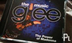 Glee The Music; The Power of Madonna original compact
