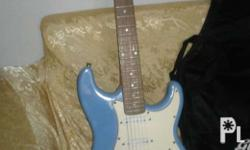 Global Electric Guitar (used) Condition 9/10 Price 2k