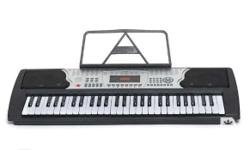 54 Keys Digital Choose Area 200 tone and ryhtms