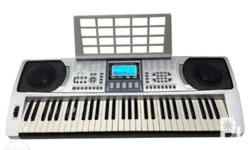 61-standard keys with touch-response 128 newest voice,