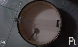 Selling Global snare drum. Almost new. Di pa nagamit.