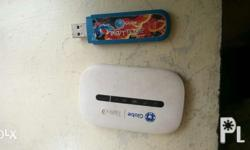 For sale as one: Globe pocket wifi still with box and
