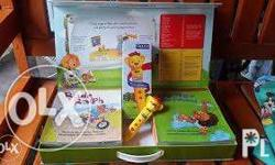 glorier 40 volumes story books with talking pen