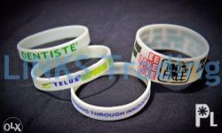 We can manufacture small & bulk orders of glow in the