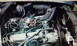 Intact GM V8 Engine W/ Automatic Transmission with