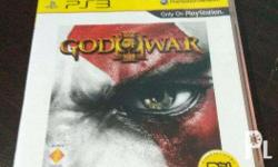 God of war 3 for Playstation 3. IN GOOD CONDITION. MEET