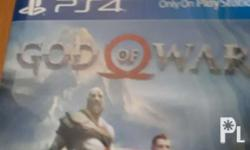 God of war 4 ps4 w/unused codes meet up nepo mall