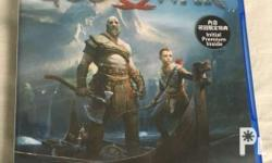 God of War for PlayStation 4 - Unused codes - Good as